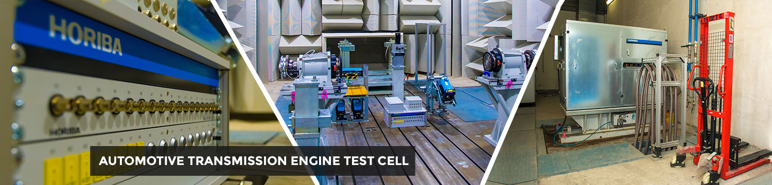 Automotive Transmission Engine Test Cell
